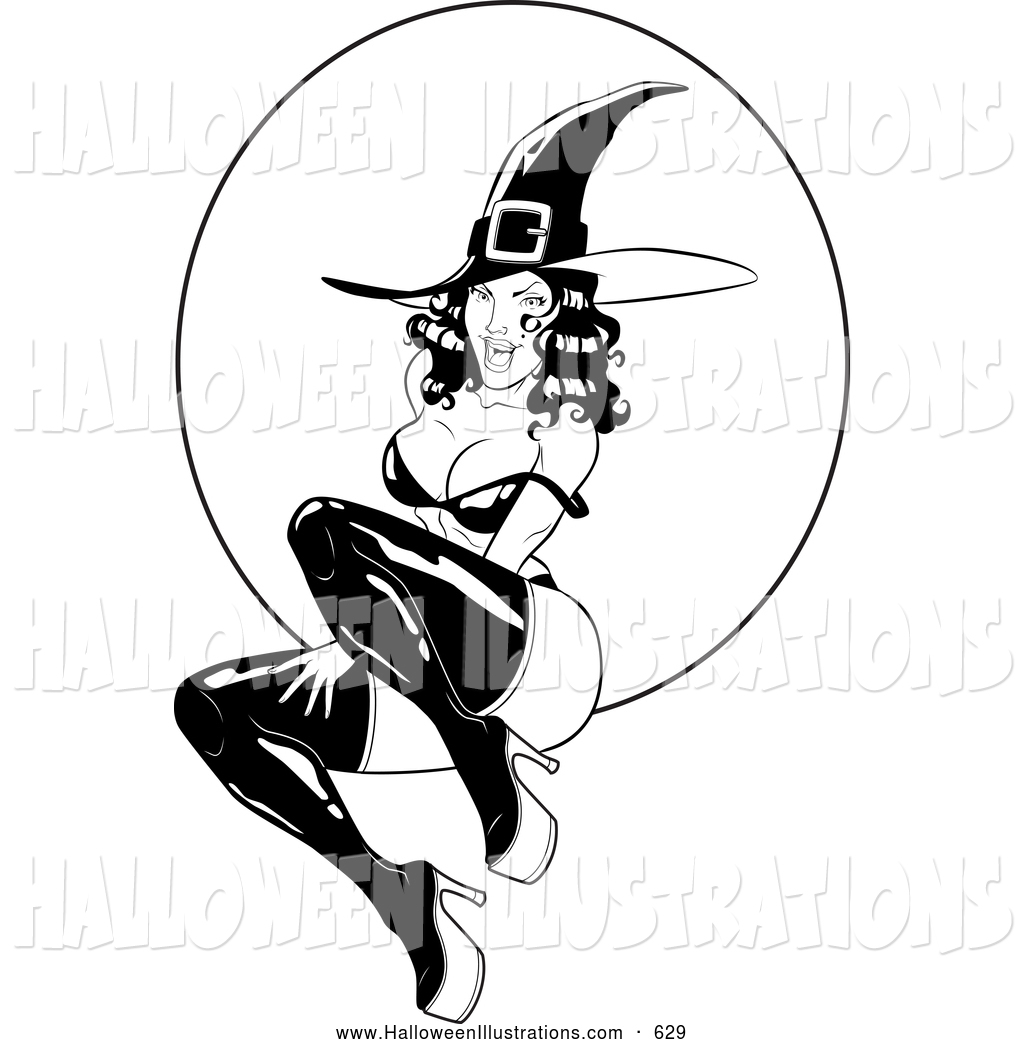 Lunar clipart creepy Halloween (70+) Full clip art