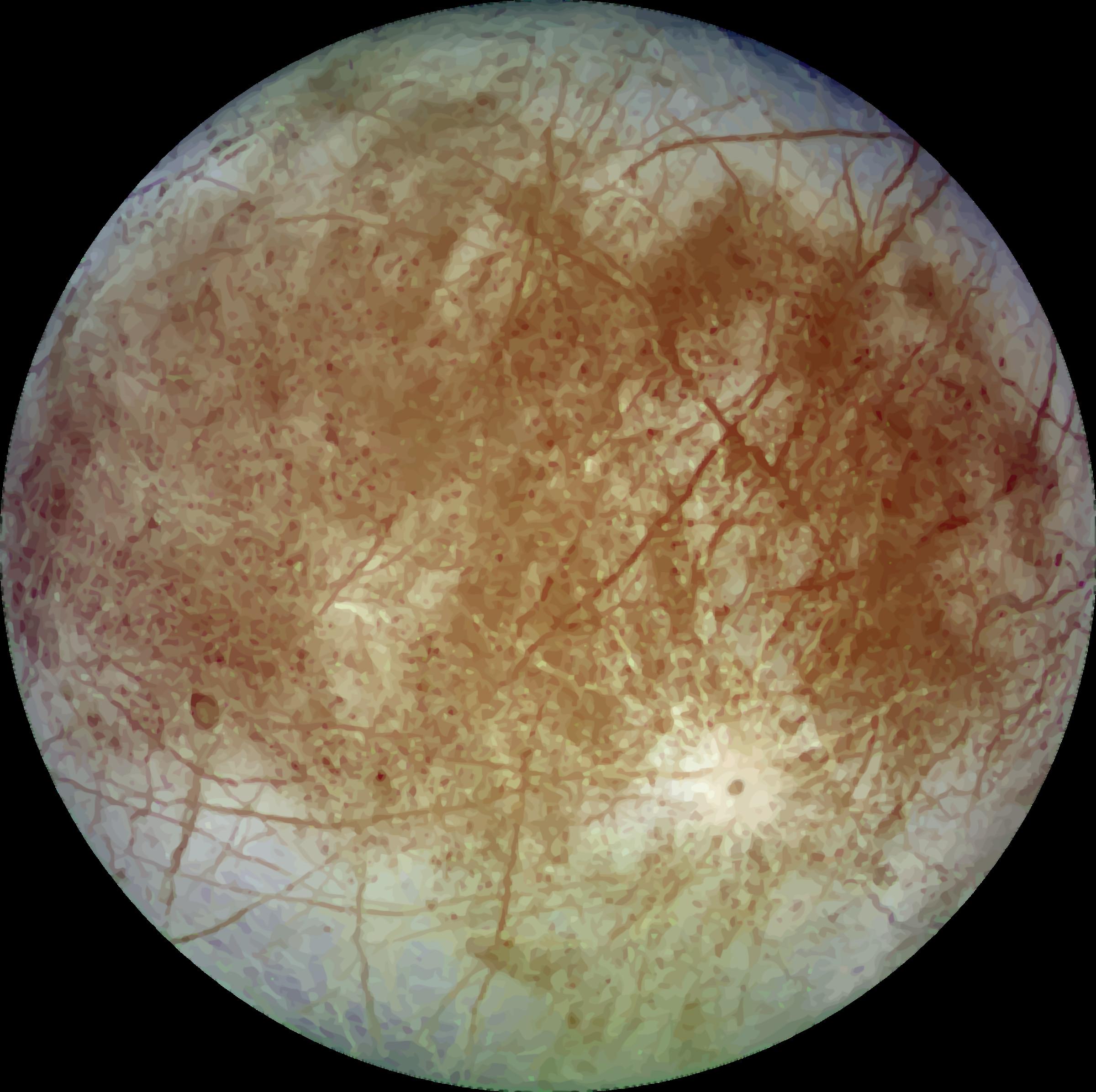 Lunar clipart europa Bibliography