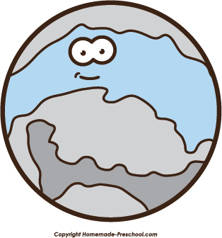 Lunar clipart europa Clipart Astronomy to Free Image