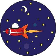 Lunar clipart for kid Art Purple art vector Ship