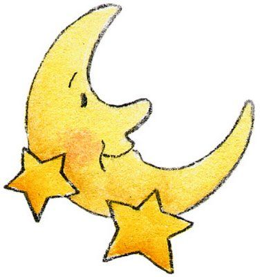 Lunar clipart for kid Pinterest K SOY about stars