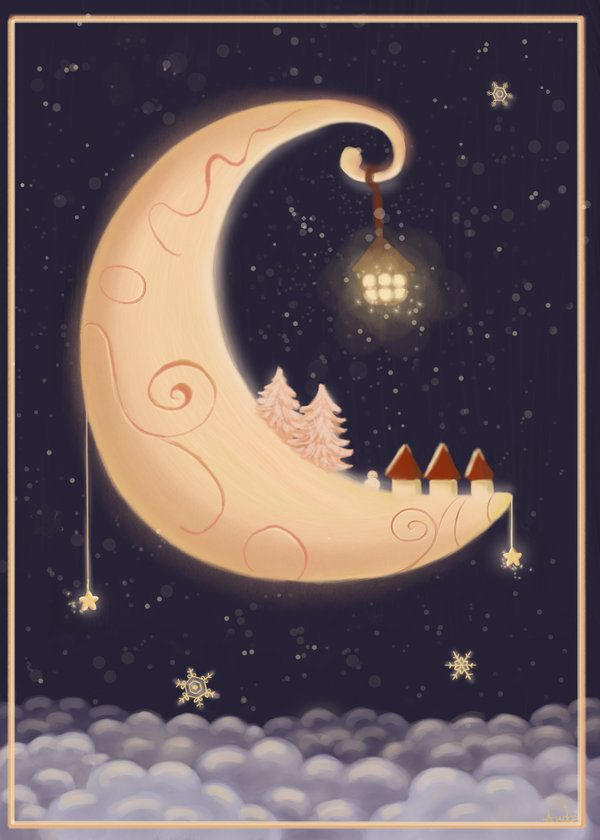 Lunar clipart goodnight moon 88 about images Good Pinterest