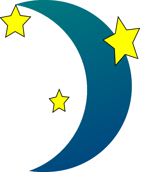 Lunar clipart happy Art and 2 free moon