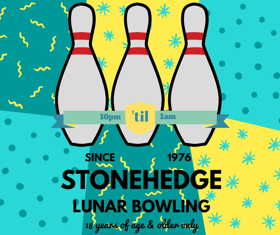 Lunar clipart late night Stonehedge Inc Late Tuesdays Specials