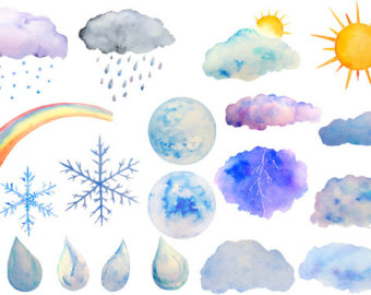 Lunar clipart rain Instant for Phases download Moon