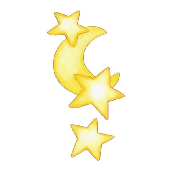 Lunar clipart rain MOON STARS ART SUN about