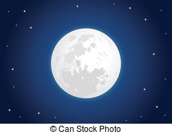 Lunar clipart round Clip royalty Moon white and