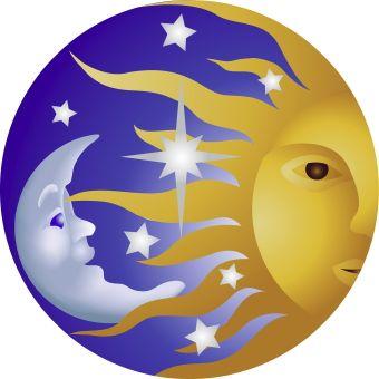 Triipy clipart celestial Best Sun Free clip Sterren