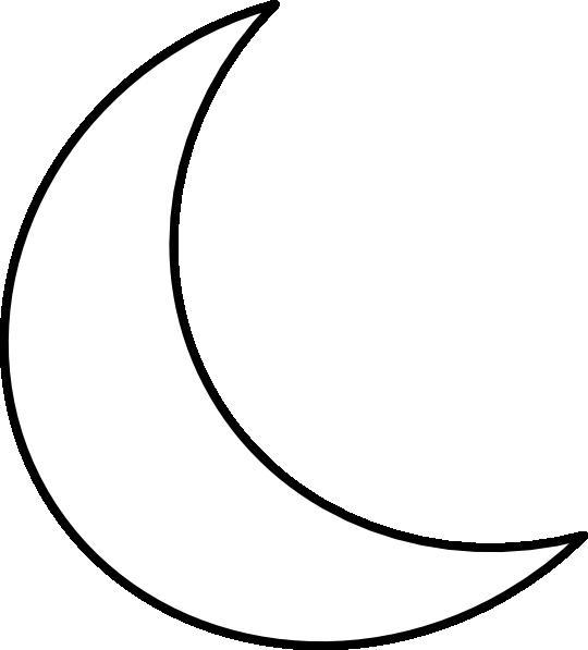 Lunar clipart shaped Com Clker vector Clip Art