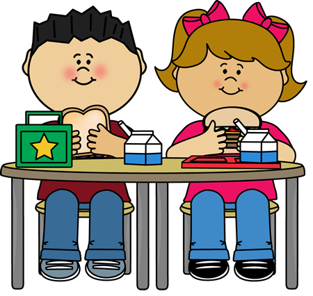 Library clipart lunchroom School Lunch Clip Lunch Art