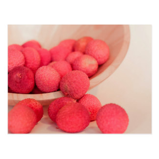 Lychee clipart lychee nut Pink Postcards Fruit A Lycee