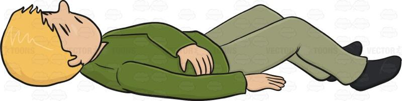 Lying Down clipart Clipart cliparts down down lying