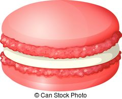 Macaron clipart Illustrations and 870 Art Stock