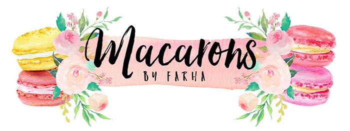 Macaron clipart french macaron And FRENCH  MACARONS bakes!
