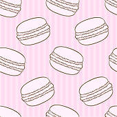 Macaron clipart macaroon GoGraph macaroon Art pattern Royalty