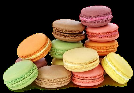 Macaron clipart stack Pngwebpjpg Download png macarons /food/desserts_snacks/macaron/macarons_stack