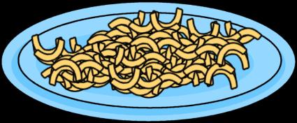 Macaroni clipart Macaroni Macaroni Art and Cheese