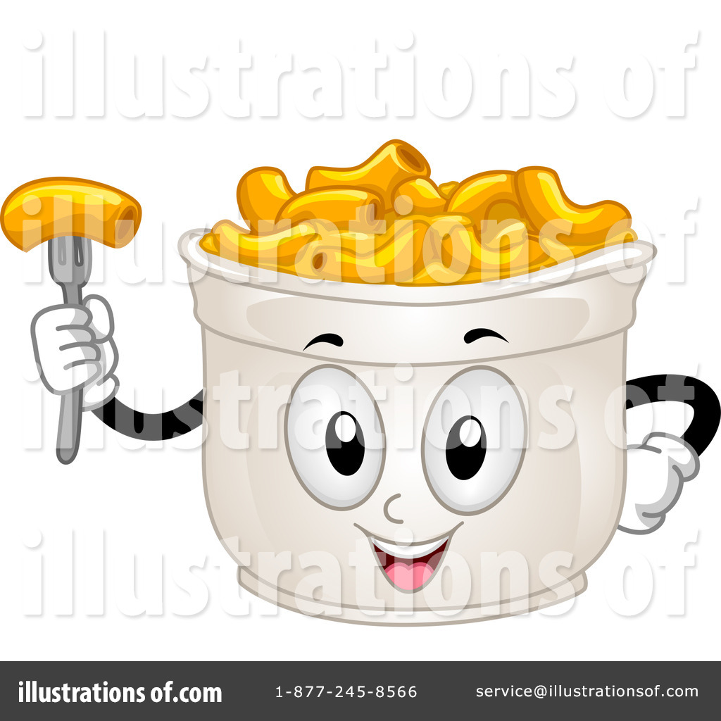 Macaroni And Cheese clipart Illustration (RF) Design #1300039 Cheese