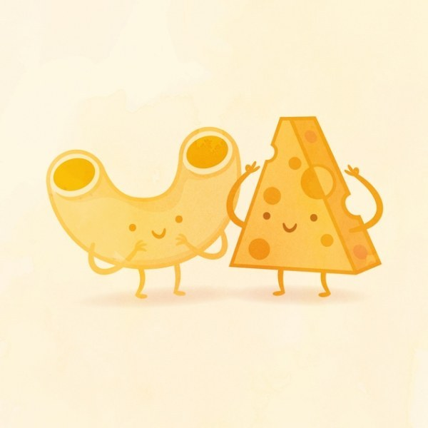 Macaroni And Cheese clipart kawaii Pair Best Adorable And Macs