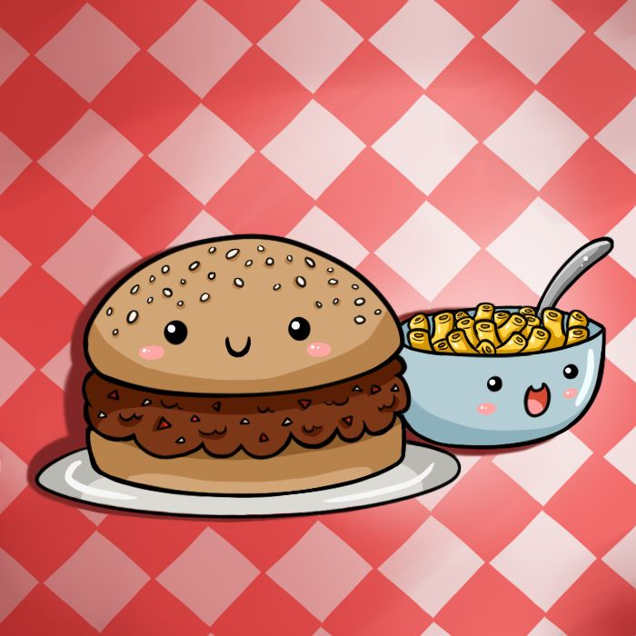 Macaroni And Cheese clipart kawaii Best by deviantart n' on