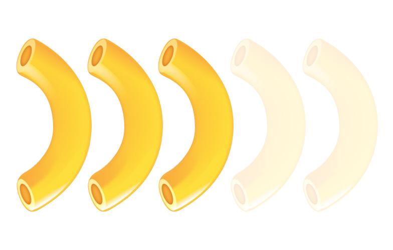 Macaroni clipart Clipart Pasta noodle Clip MyCuteGraphics
