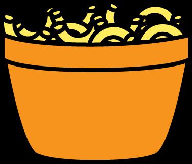 Macaroni clipart Bowl Bowl Art of Macaroni