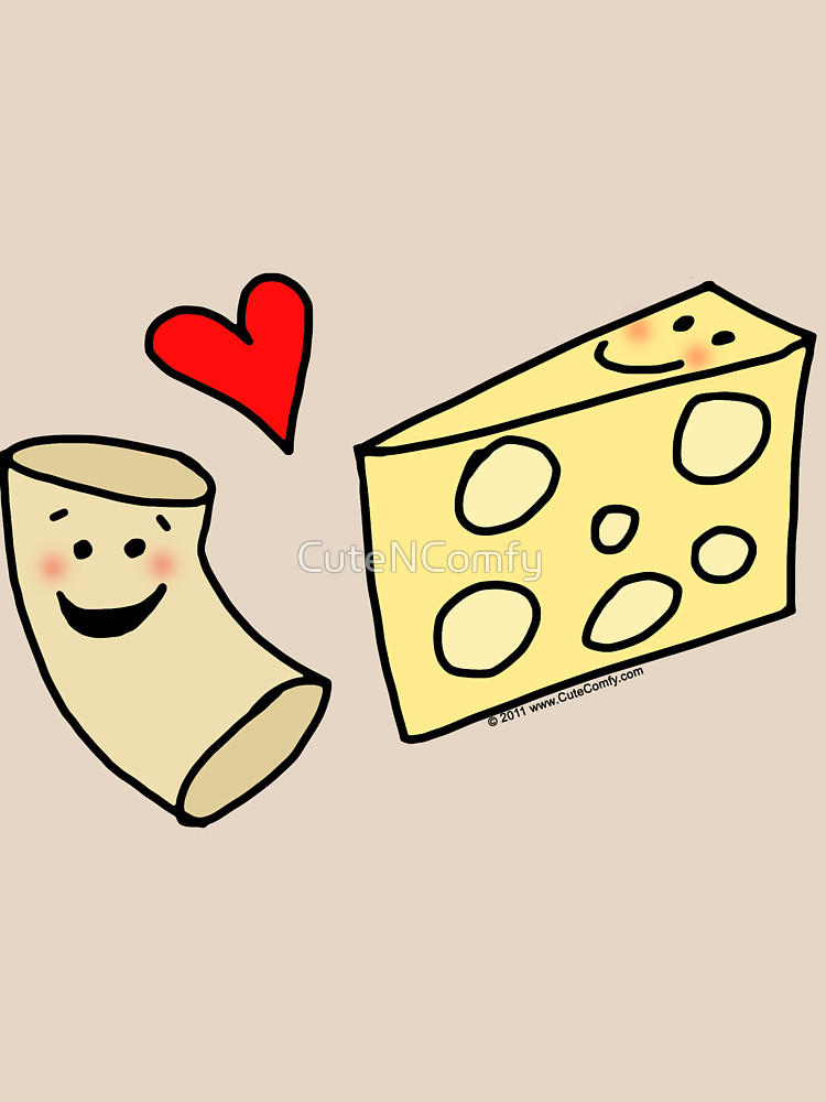 Macaroni clipart pizza and pasta Love and & Love