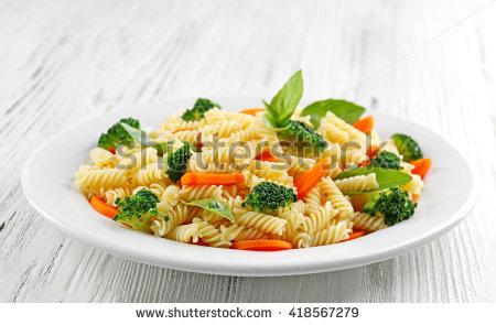 Macaroni clipart pasta salad Photos Stock clipart