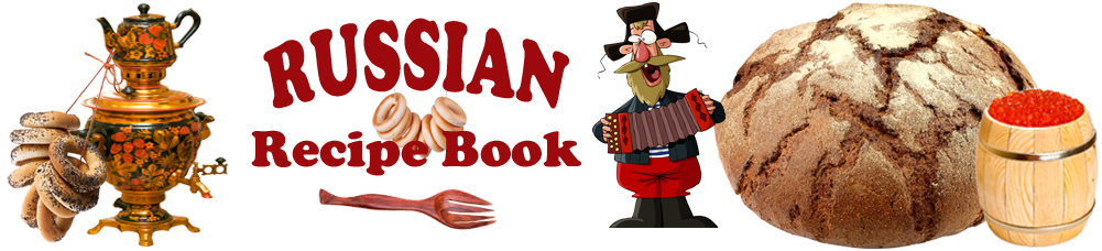 Macaroni clipart russian food Navy Recipe a Russian simple
