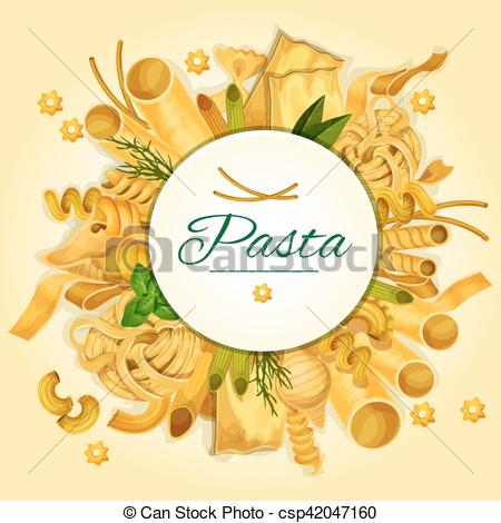 Macaroni clipart russian food Banner pasta pasta of Italian