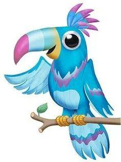 Parrot clipart talking bird More Pinterest Pin A cliparts