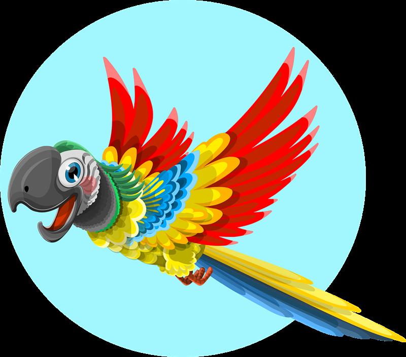 Parrot clipart parrot bird Domain Parrot Art Parrot Art