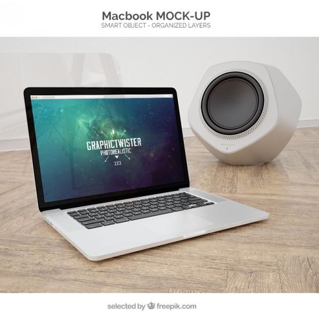 Macbook clipart apple laptop Macbook PSD Macbook Download files