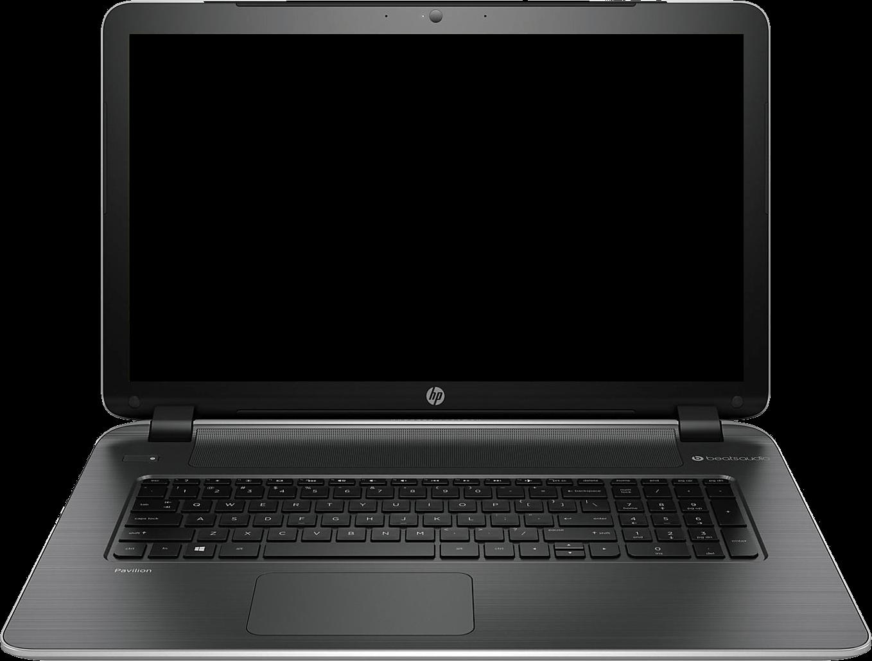 Hp Macbook transparent Laptop StickPNG