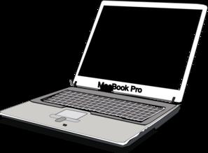 Macbook free com & Clip