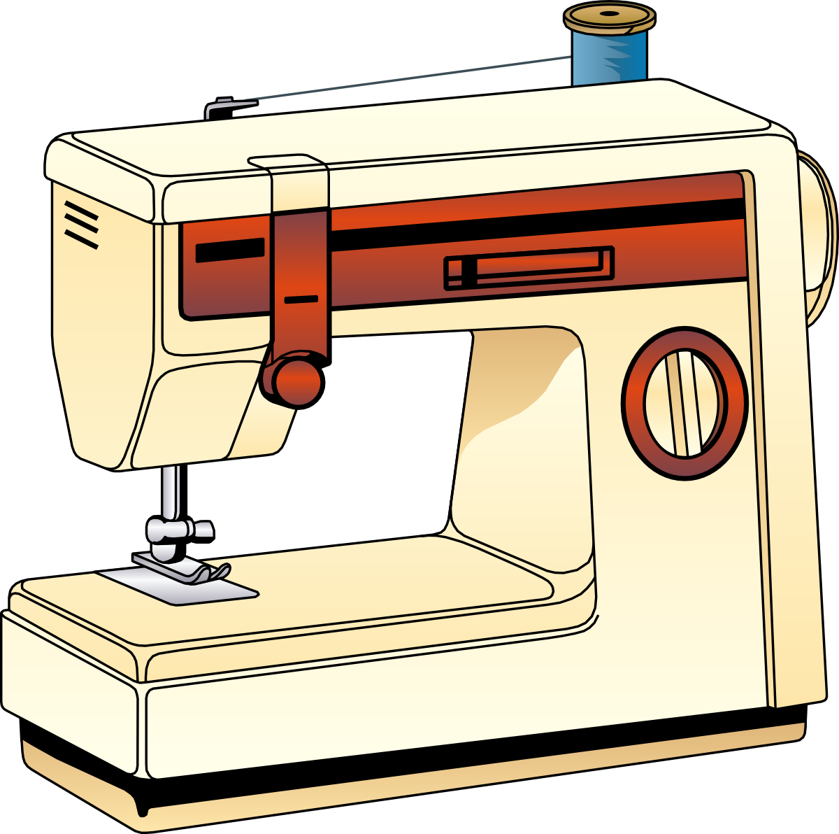 Machine clipart Images Free Machine Clipart Sewing