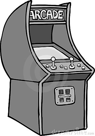 Game clipart arcade game #12