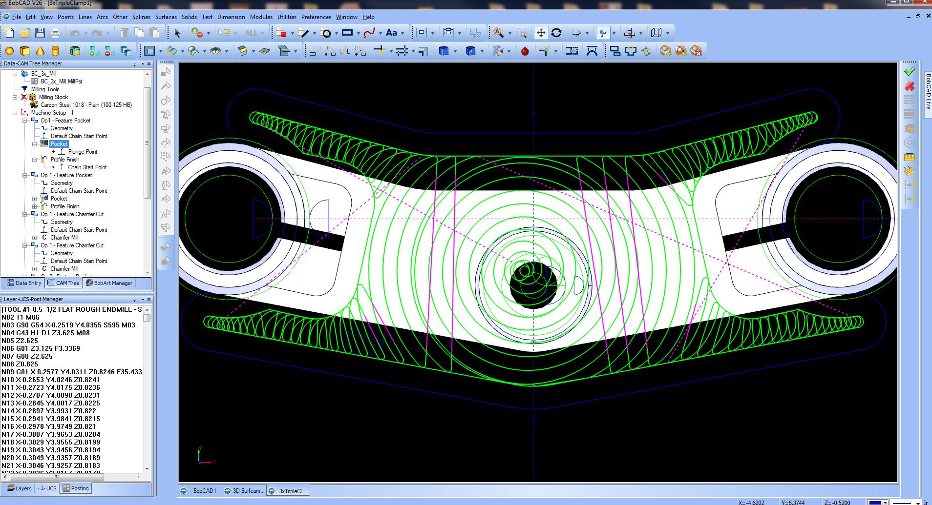 Machine clipart cad cam High Software CAM toolpath Speed