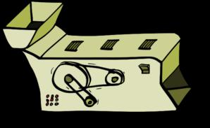 Machine clipart clip  Machine Clipart Mail