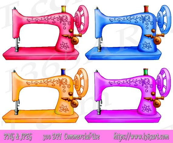 Machine clipart clip 2901 Wallpapers more Sewing Sewing