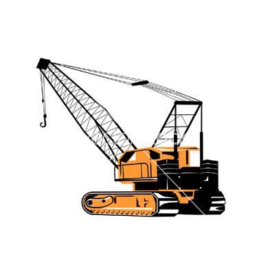 Machine clipart construction crane Clip Construction photo#6 Clip Art