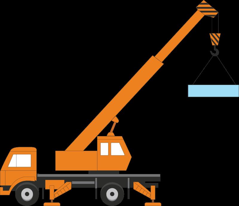 Machine clipart construction crane Art Clipart Crane Clipart Images