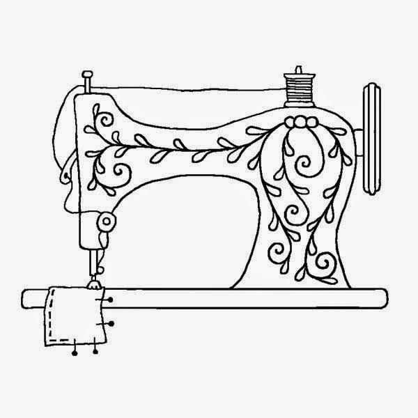 Machine clipart embroidery Machine Poppies Street embroidery EmbroiderySewing