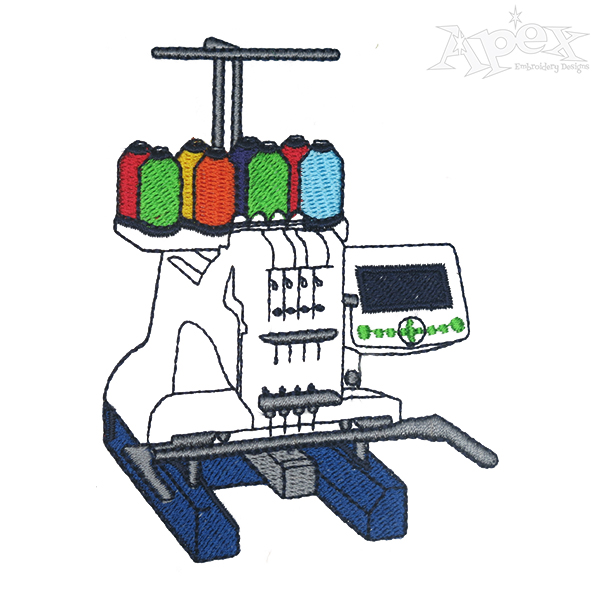 Machine clipart embroidery Embroidery  Design Embroidery Machine