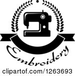 Machine clipart embroidery Embroidery embroidery Vector Machine Embroidery