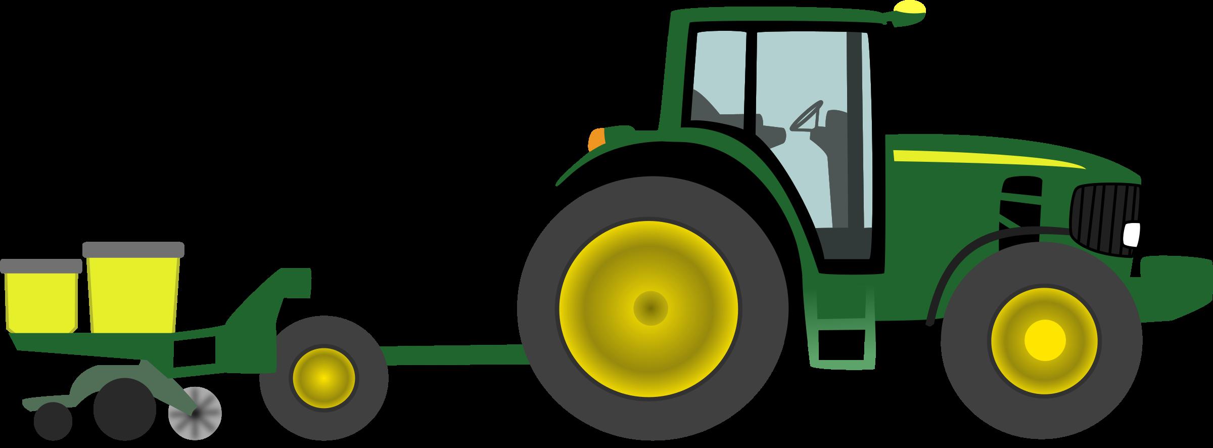 Feilds clipart farm machinery #1