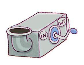 Machine clipart function machine In Trailblazers the Guesser is
