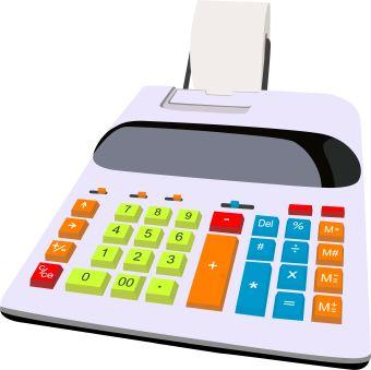 Machine clipart math #12