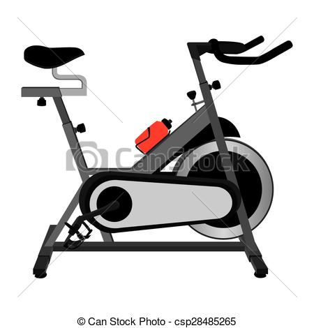 Machine clipart object Abstract  gym Gym white
