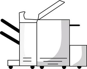 Machine clipart photocopier Clipart Office Copier clipart machines